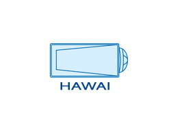 Maca Piscines – guichainville - Hawaï